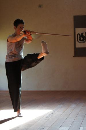 Pratique de l'épée Kun Lun stages de saison sur Angers