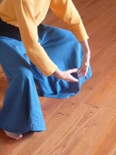 Mouvement de Qi Gong