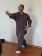 Maître LIU Deming au Centre Xian