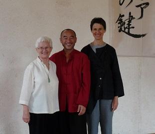 Ingrid Malenfant – Maître Liu Deming – M.Ch.Moutault