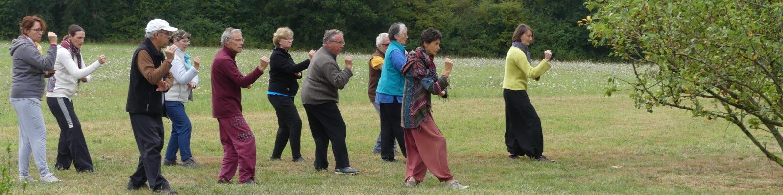 Nuages du Wudang – Taiji Quan et Qigong en Anjou
